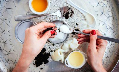 DIY : Gommage et Crème pour les mains