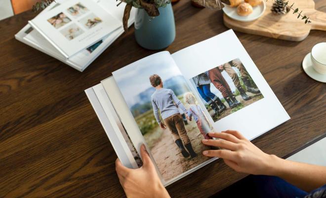 DIY fête des Mères: créer un album photo original