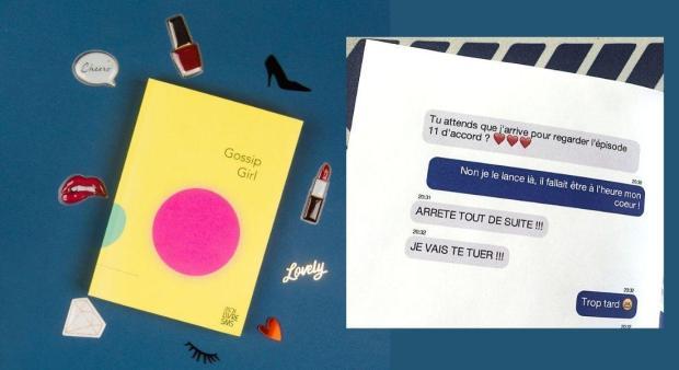 MonLivreSMS: l'idée cadeau pour les gens qu'on aime
