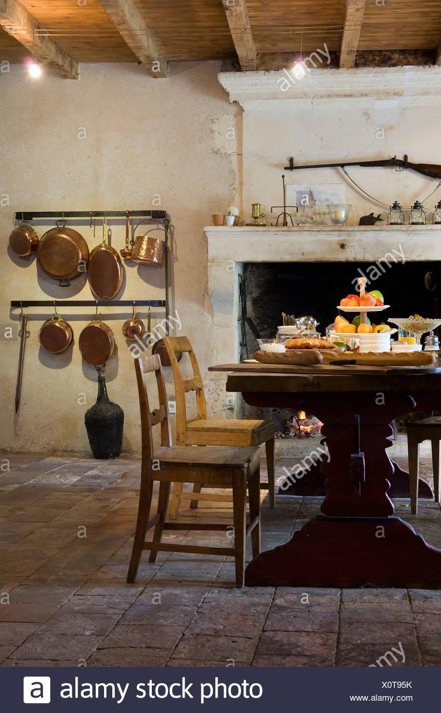 Alte Holztische. Stunning Antiker Kalender Und Fllfeder
