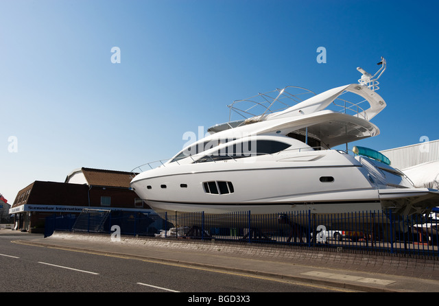 Sunseeker Boat Stock Photos Amp Sunseeker Boat Stock Images