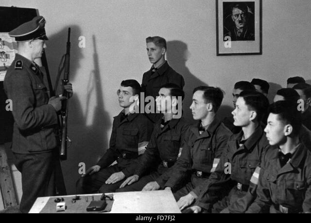 Waffen Officer Stock Photos & Waffen Officer Stock Images