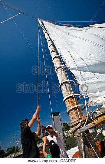 Chesapeake Bay Maryland Skipjack Stock Photos Amp Chesapeake
