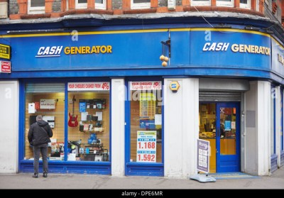 Pawnbrokers Loans Recession Stock Photos & Pawnbrokers ...