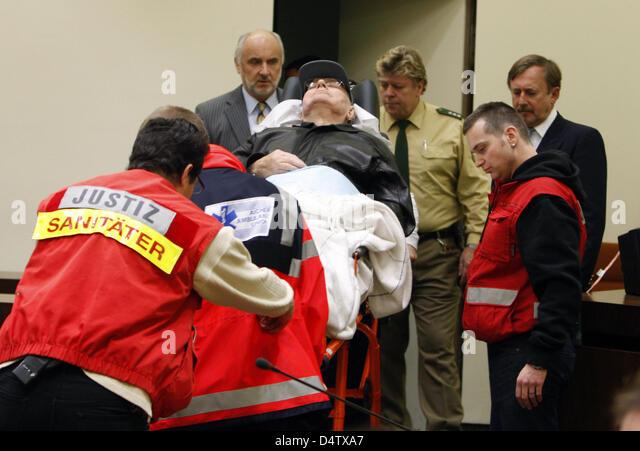Image result for john demjanjuk stretcher holocaust