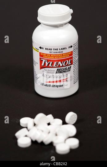 Codeine Tylenol Tablets