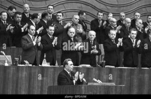 Soviet politburo