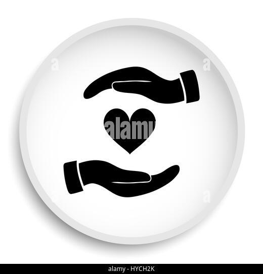 I Love Insurance Button Templete
