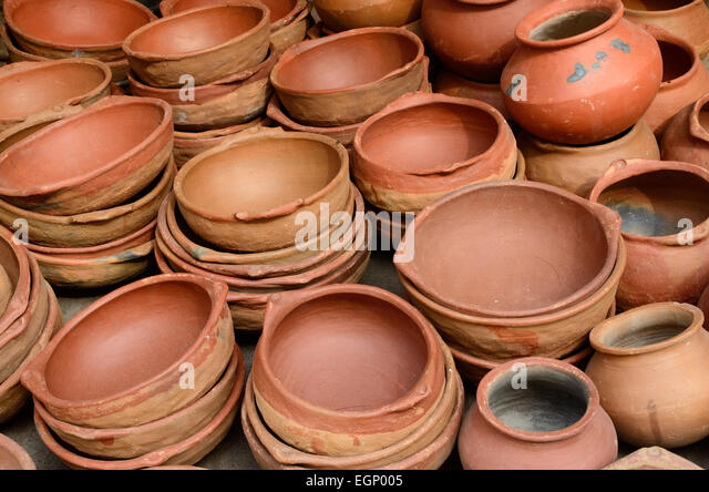 Indian Clay Pot