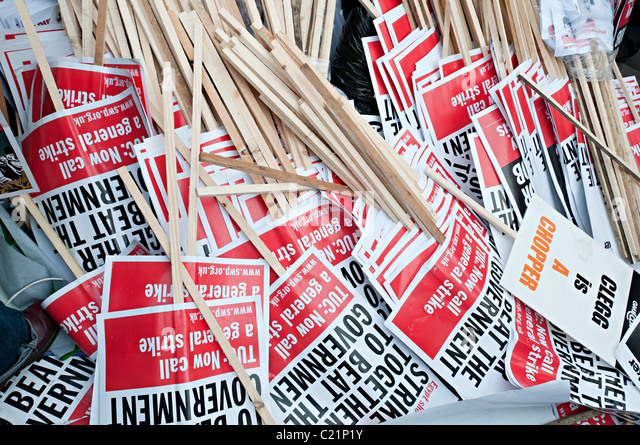 Image result for swp placards pile