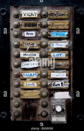 Doorbells Stock Photos Amp Doorbells Stock Images Alamy