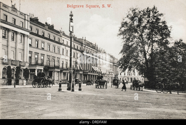 Image result for belgrave square old photo
