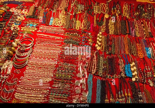 Indian Market Jewellery Stock Photos Amp Indian Market