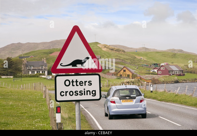 Traffic Signs Scotland Stock Photos Amp Traffic Signs