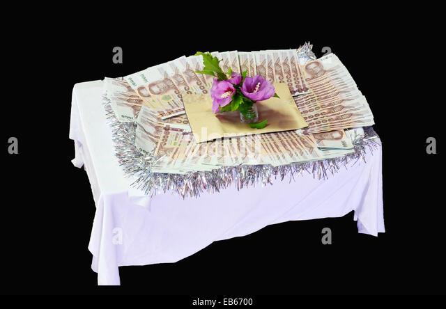 Thailand Flower Money Stock Photos Amp Thailand Flower Money
