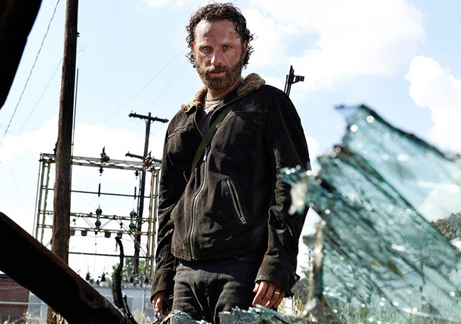 Andrew Lincoln Says Ricks Death Inevitable On Walking