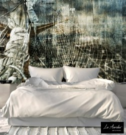 The Journey, Wallpaper from the Dutch Dreams Collection by La Aurelia.