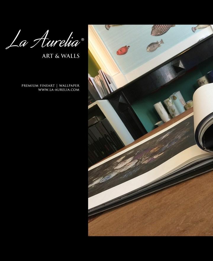 De Mooiste Muren en Maurix Interieur dealer La Aurelia
