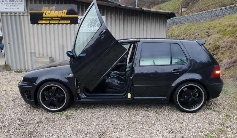 VW GOLF 2.8 4MOTION full
