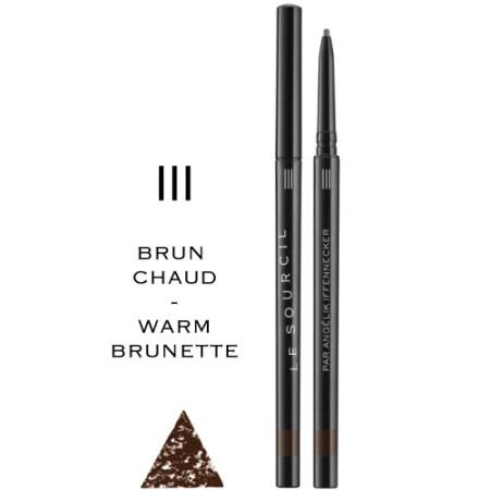LE-SOURCIL-III.BRUN-CHAUD-WARM-BRUNETTE
