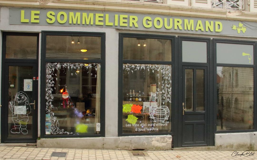 Le Sommelier Gourmand