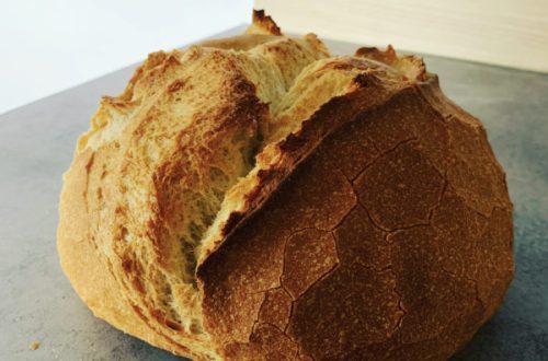recette pain blanc en boule
