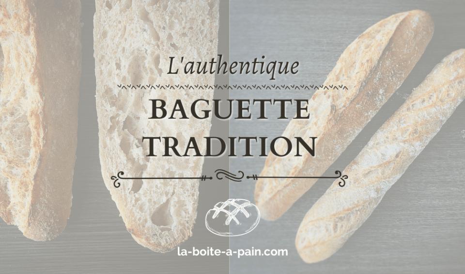 baguette tradition française