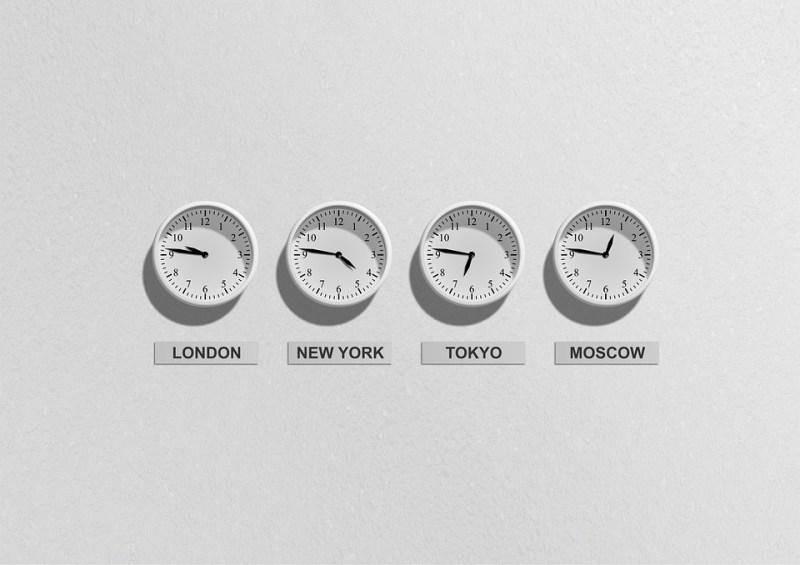 horarios de las bolsas de valores