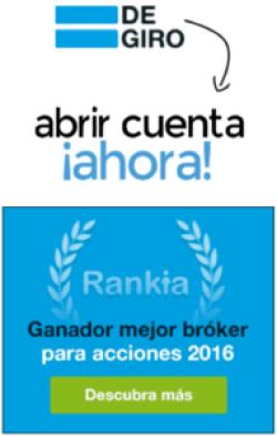 mejor broker espana