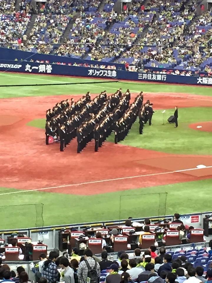 京セラドーム大阪で歌わせていただきました(human note)