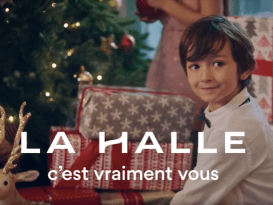 la halle noel - la communication