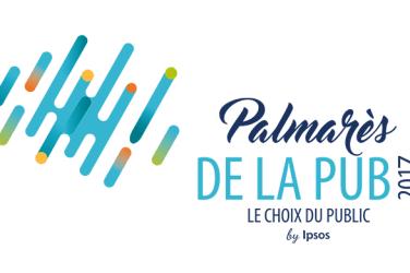 Palmarès IPSOS de la publicité 2017