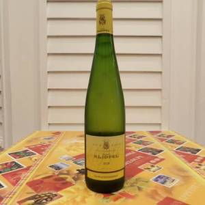 Gewurztraminer Eugène Klipfel, AOC Vin d'Alsace