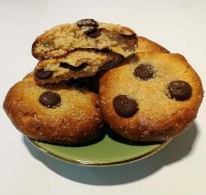 cookies pois chiche protéinés