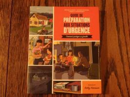 Guide de préparation aux situations d'urgence - Manuel de survie familiale de Kathy Harrisson