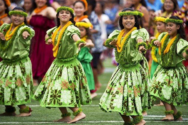 Danse Hawaienne