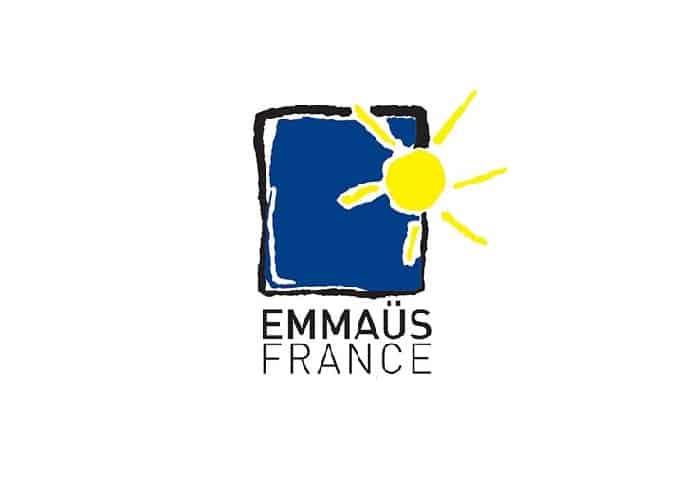 Logo Emmaüs France