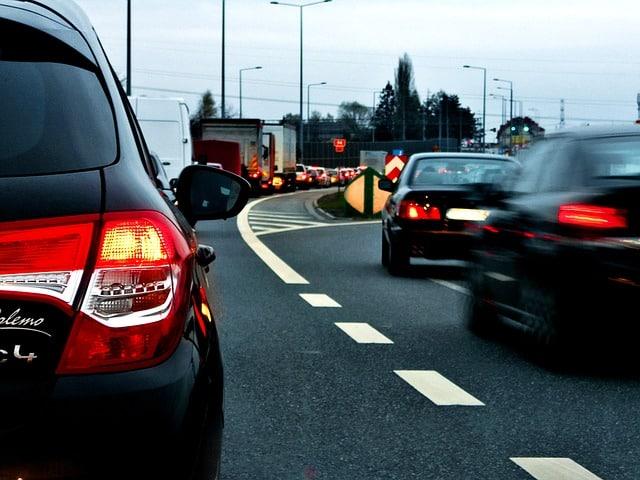 The Stopper Traffic Twilight  - JerzyGorecki / Pixabay