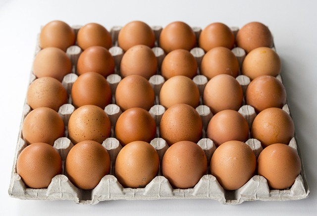Plaque d'œufs supermarché - Irina_kukuts / Pixabay