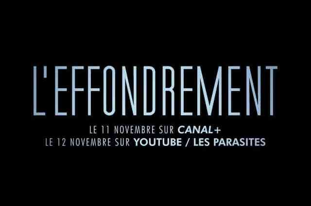 La série post apocalyptique l'Effondrement