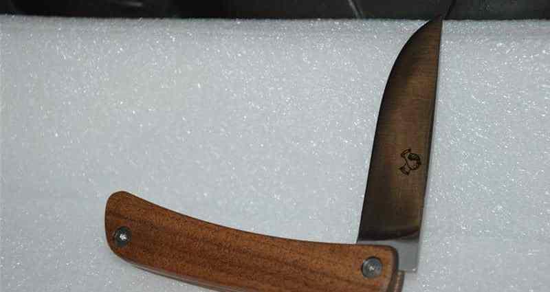 Kit de fabrication de couteau