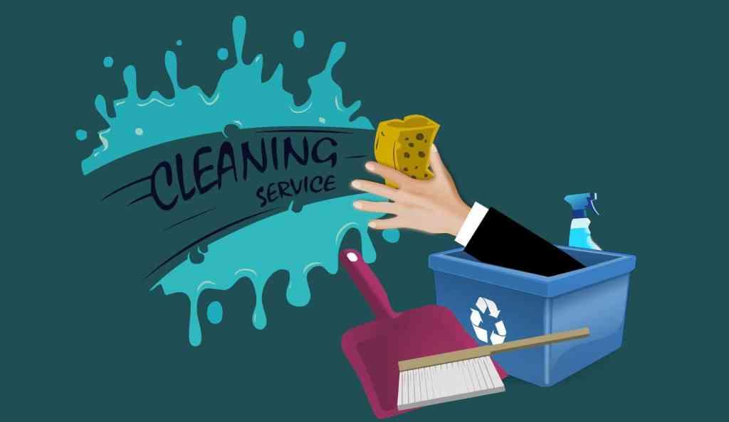 Nettoyage de printemps
