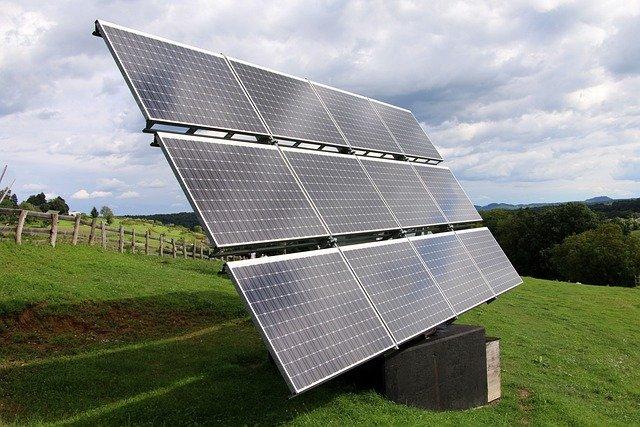 Solar Power Solar Solar Panel  - atimedia / Pixabay