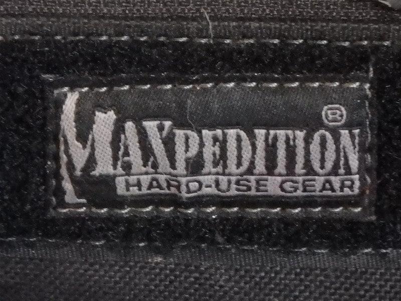 Logo Maxpedition Hard Use Gear (ancien)
