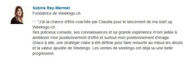 testimonial-sabine-weekngo-positionnement-coaching-genilem-claudia