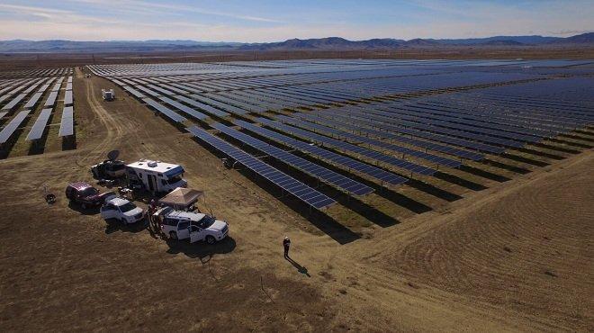 Solar Survey and IR Inspection