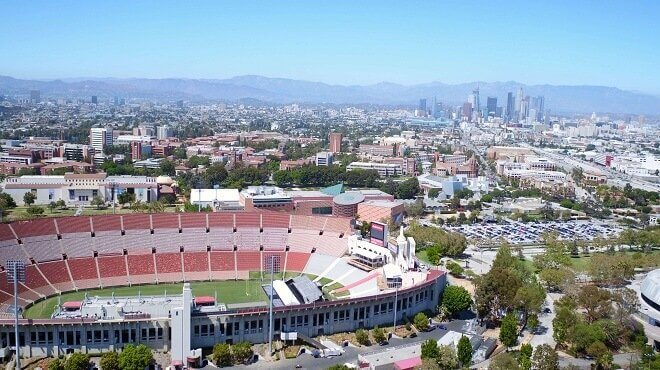 Stadiums and Arenas