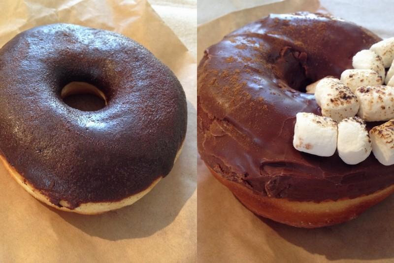 Sidecar Doughnuts VS. Donut Bar
