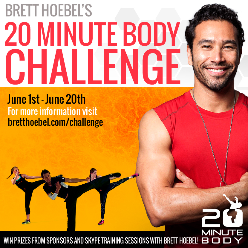 20 Minute Body Challenge