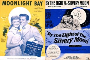 Doris Day in On Moonlight Bay and By the Light of the Silvery Moon